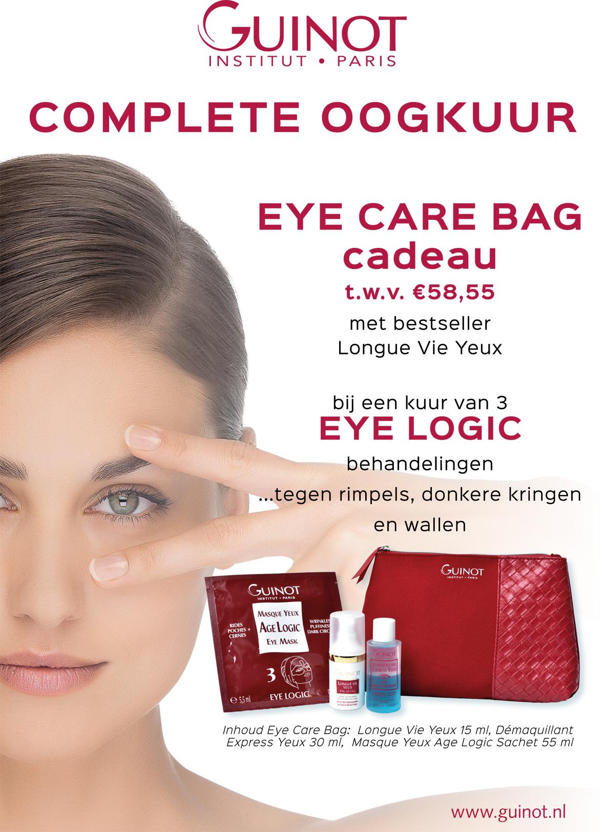 Schoonheidssalon Farida - Eye Logic Behandeling